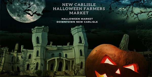 Farmers Market - Halloween Night Market @ Main Street, New Carlisle | New Carlisle | Ohio | United States